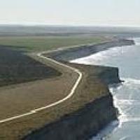 Una carretera en el sur...