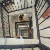 La escalera de la vida...
