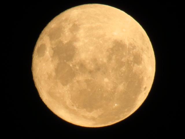 Luna llena..., en el hemisferio sur... (1/5)