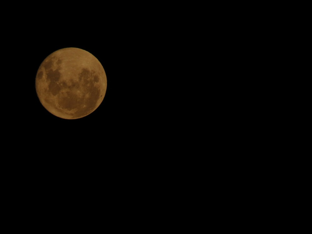 Luna llena..., en el hemisferio sur... (4/5)