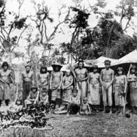 Los indios Tobas, canción de cuna...