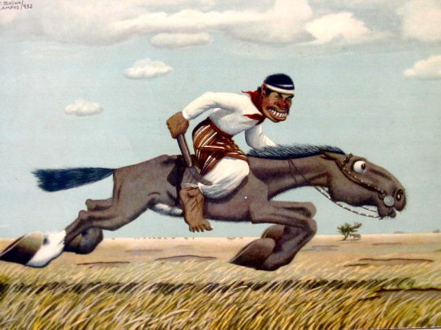 Tierra de caballos..., caballos de polo... (1/2)