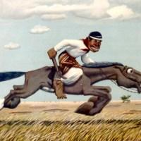 Tierra de caballos..., caballos de polo...