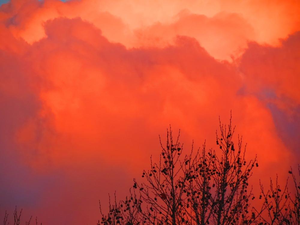 Cielo pintado... (2/4)