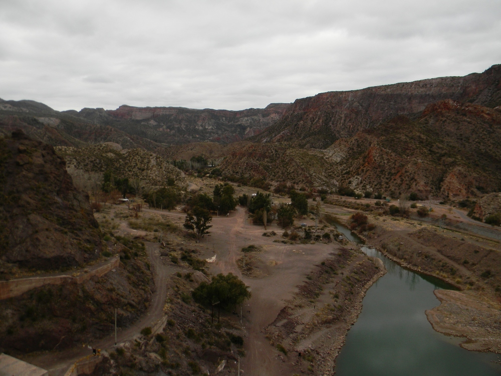 El gran Cañon del Atuel..., Mendoza... (2/4)