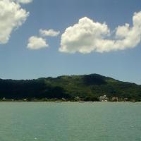 Una isla en el sur..., Brasil...