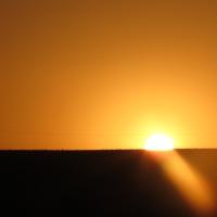 La ruta del sol..., en el hemisferio sur...