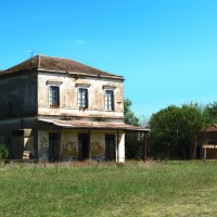 Azcuénaga un pueblo rural detenido en el tiempo.